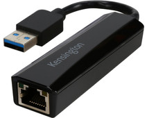 Kensington UA000E USB 3.0 naar Gigabit Ethernet adapter