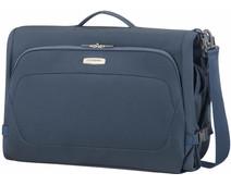 Samsonite Spark SNG Garment Bag Tri-Fold Blue