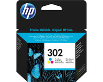 HP 302 Cartridge Color