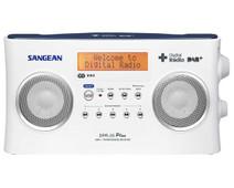 Sangean DPR-25+ Wit