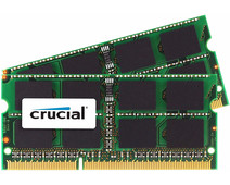 Crucial Apple 8GB SODIMM DDR3-1600 2x 4GB