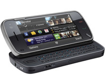 Nokia N97 Black QWERTY