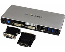 StarTech USB3SDOCKDD Docking Station