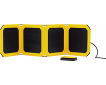 WakaWaka Solar Panel en Solar Link Geel