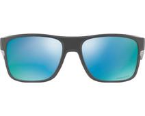 Oakley Crossrange XL Grey/ Prizm Deep H2O Polarized Lens