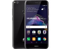 Huawei P8 Lite (2017) Zwart