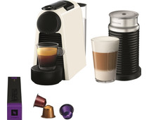 Magimix Nespresso Essenza Mini White + Milk frother