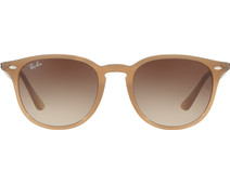 Ray-Ban RB4259 Shiny Opal Beige / Brown Gradient Lens