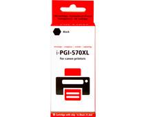 Pixeljet PGI-570XL Zwart voor Canon printers (0318C001)