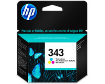 HP 343 Cartridges Combo Pack