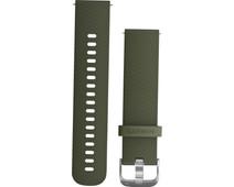 Garmin Vivoactive 3 Silicone Watch Strap S Green