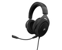 Corsair HS50 Stereo Gaming Headset Black