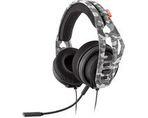 Plantronics RIG 400HS Gray/White