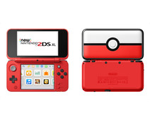 Nintendo 2DS XL Pokéball Edition