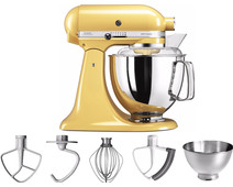 KitchenAid Artisan Mixer 5KSM175PS Pastel Yellow