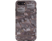 Richmond & Finch Apple iPhone 6 Plus/6s Plus/7 Plus/8 Plus Back Cover Camouflage
