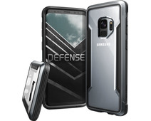 X-Doria Defense Shield Samsung Galaxy S9 Back Cover Zwart