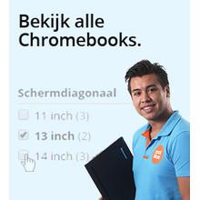 Bekijk alle Chromebooks