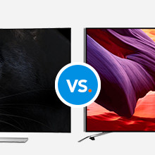 OLED vs. LED