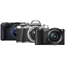 Camerashop front Systeemcamera