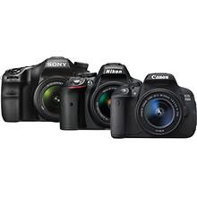 Camerashop frontpage 2 - SLR