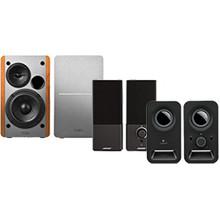 Bakje pc speakers