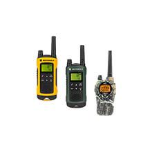 Wintersport walkie talkies