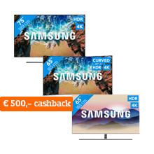 Aanbieding Samsung Televisies