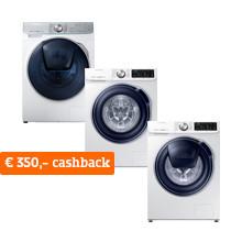 Aanbieding Samsung Wasmachines