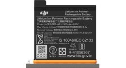 Batteries for cameras