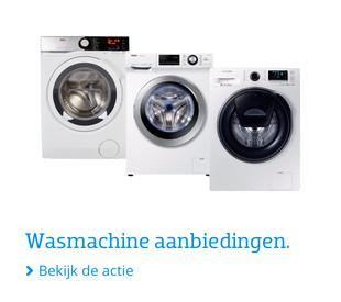 Wasmachine aanbiedingen