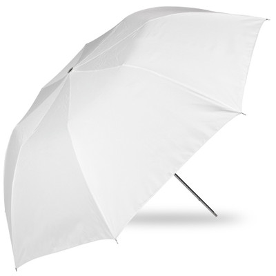 Westcott 109 cm Collapsible Umbrella White