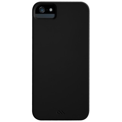 Case-Mate Barely There Apple iPhone 5 / 5S Black