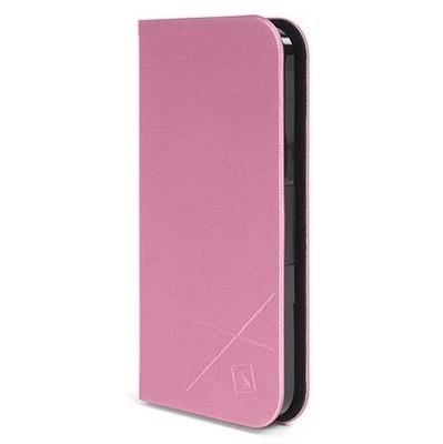 Tucano Filo Case Metal brush Apple iPhone 5 / 5S Pink