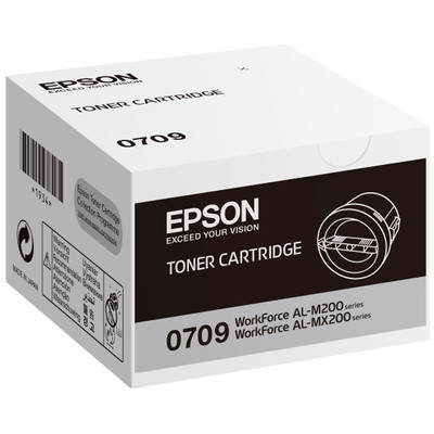 Epson AL-M200/MX200 Toner Zwart