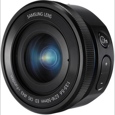 Samsung 16-50mm f/3.5-5.6 Power Zoom ED OIS zwart