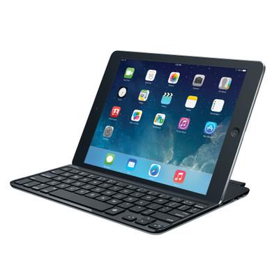 Logitech UltraThin Kb Cover iPad Air Black Qwerty