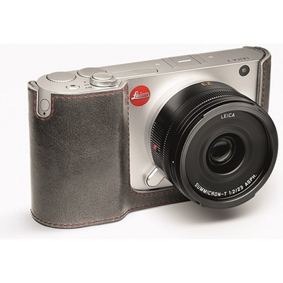 Leica Leather Protector Stone Grey