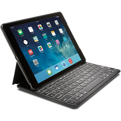 Kensington KeyFolio Thin X2 Plus Apple iPad Air Azerty Zwart