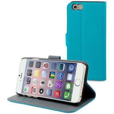Muvit Wallet Case Apple iPhone 6 Plus Turquiose