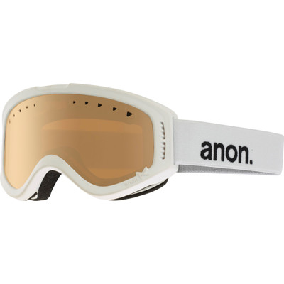Anon Tracker White / Amber
