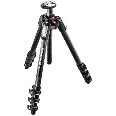 Manfrotto 055 Carbon 4 segmenten MT055CXPRO4