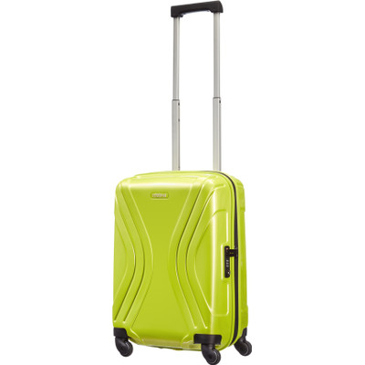 American Tourister Vivotec Spinner 55 Lime Green
