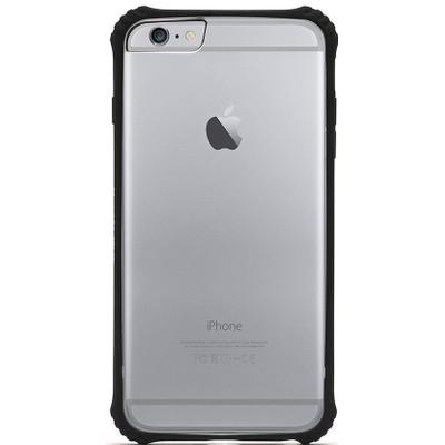 Griffin Survivor Clear voor de iPhone 6 Plus - Zwart/Transparant