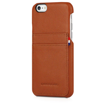 Decoded Leather Back Cover Apple iPhone 6/6s Bruin