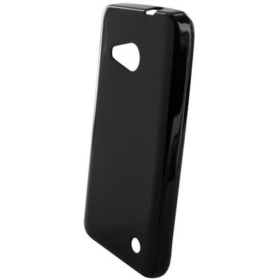 Mobiparts Essential TPU Case Microsoft Lumia 550 Zwart