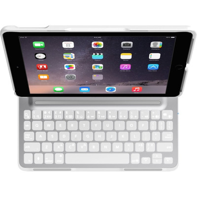 Ultimate Pro Keyboard iPad Air 2 Wit