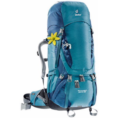 Deuter Aircontact 60 + 10 SL Backpack denim / midnight