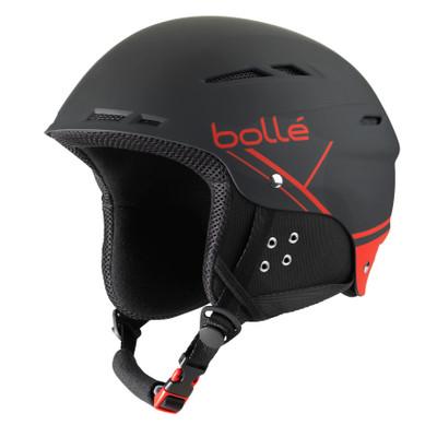 Bollé B-Fun Soft Black/Red (54 - 58 cm)