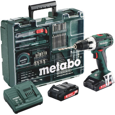 Metabo BS 18 LT Mobile